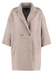 Opus Dora Short Coat Soft Camel