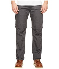 Carhartt Force Extremes Convertible Pants Shadow Men's Casual Pants Brown