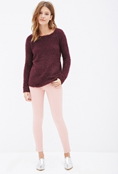 Forever 21 Classic Woven Skinny Pants