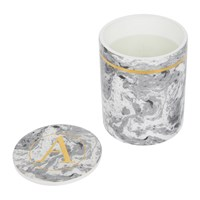 A By Amara Sicilian Lemon And Sea Salt Candle 300G