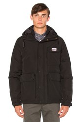 Penfield Apex Down Insulated Parka Black