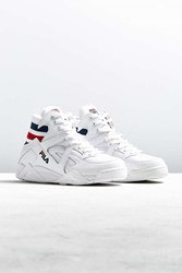 Fila The Cage Sneaker White