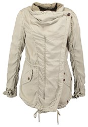Khujo Ebba Summer Jacket Light Beige