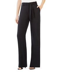 Bcbgmaxazria Chrisden Wide Leg Pants Black