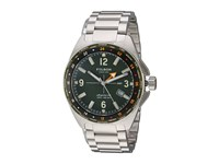 Filson Journeyman Gmt Watch 44 Mm Green Watches