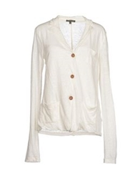 Scaglione Cardigans Ivory