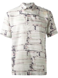 Stephan Schneider 'Poison' Printed Polo Shirt Multicolour