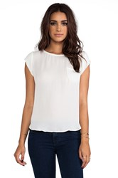 Joie Rancher Top White
