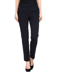 Nuvola Casual Pants Dark Blue
