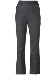 John Galliano Vintage Tailored Trousers Grey