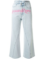 Ground Zero High Rise Cropped Jeans 60