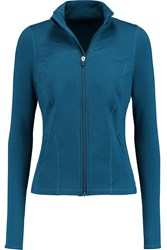 Yummie Tummie Irena Stretch Jersey Jacket Blue