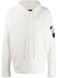 Paul And Shark Embroidered Patch Hoodie 60