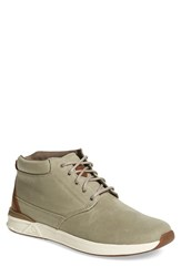 Reef Men's 'Rover Mid' Sneaker Sand Canvas