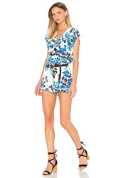Eight Sixty Mali Romper Blue