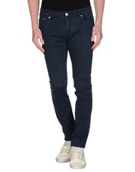 Alessandro Dell'acqua Casual Pants Dark Blue