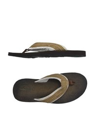 Timberland Footwear Thong Sandals Men