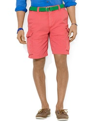 Polo Ralph Lauren Relaxed Fit Corporal Cargo Shorts Nantucket Red