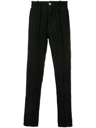 Transit Corduroy Trousers Black