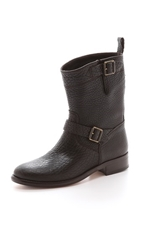 Belstaff Bedford Boots Chocolate Brown