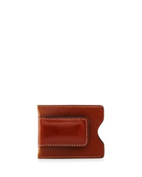 Neiman Marcus Leather Money Clip Harness