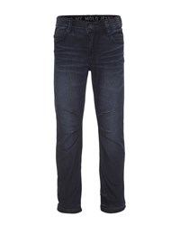 Molo Alonso Faded Regular Fit Stretch Jeans Indigo Shadow