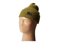 Volcom Contrast Beanie Oil Yellow Beanies