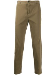 Pt05 Straight Fit Classic Chinos Neutrals