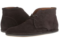 Vince Ramsey Suede Chukka Boot Graphite Suede Men's Boots Gray
