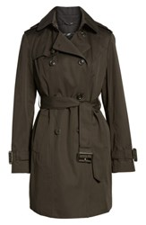 London Fog Women's Heritage Trench Coat With Detachable Liner