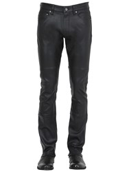 John Varvatos Leather Pants