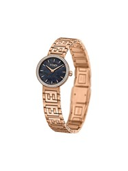 Fendi Forever 19 Watch Gold