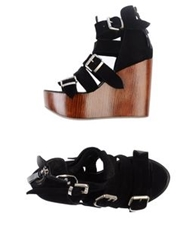 Bruno Bordese Sandals Black
