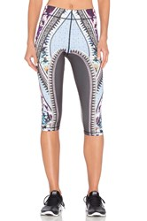 Minkpink Dream Achievers 3 4 Legging Blue