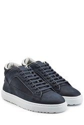 Etq Amsterdam Etq. Leather Mid Height Sneakers Multicolor