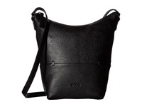Ecco Sp Crossbody Black Cross Body Handbags