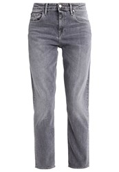 Edwin Relaxed Fit Jeans Light Grey Used Grey Denim