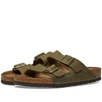 Birkenstock Arizona Sfb Green