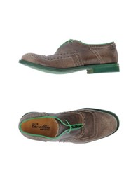 Cavallini Footwear Lace Up Shoes Men