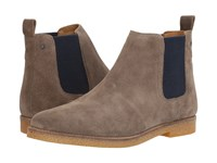 Base London Ferdinand Grey Men's Boots Gray