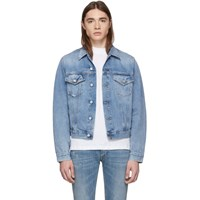 Acne Studios Blue Bla Konst Denim 1998 Jacket
