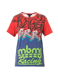 Marc By Marc Jacobs Ryder Motocross T Shirt
