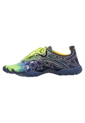 Vibram Fivefingers Vybrid Sneak Trainers Blue Green