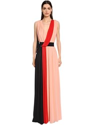 Vionnet Viscose Jersey Long Dress