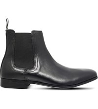 Kg By Kurt Geiger Dizzy Leather Chelsea Boots Black