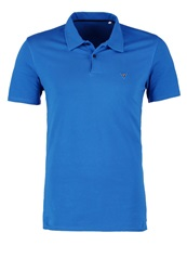 Guess Slim Fit Polo Shirt Allure Blue