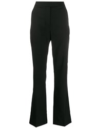 3.1 Phillip Lim Flared Tailored Trousers Black