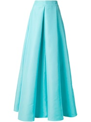 Roksanda Ilincic Roksanda Full Pleated Skirt Green