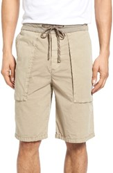 James Perse Men's Patch Pocket Shorts Mojave