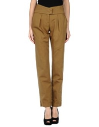 See By Chloe See By Chloe Casual Pants Khaki